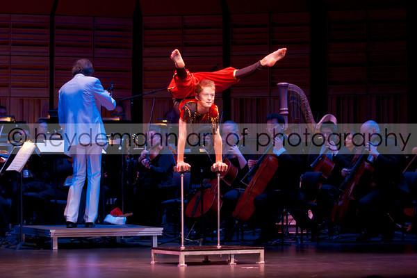 Cirque de la Symphony w/ VIS