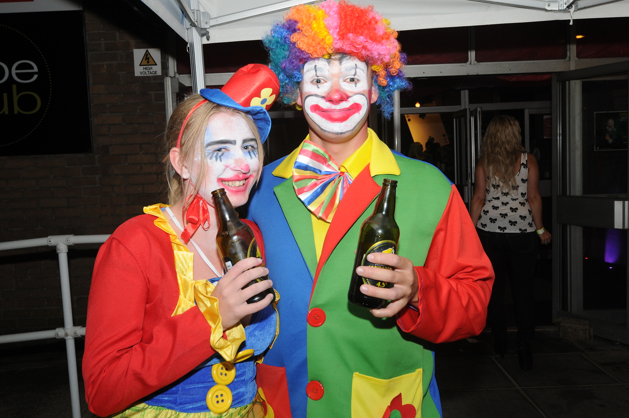 Fancy Dress Winners
