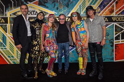 Cirque du Soleil Hosts Official Premiere Event in Toronto for New Big Top Show VOLTA