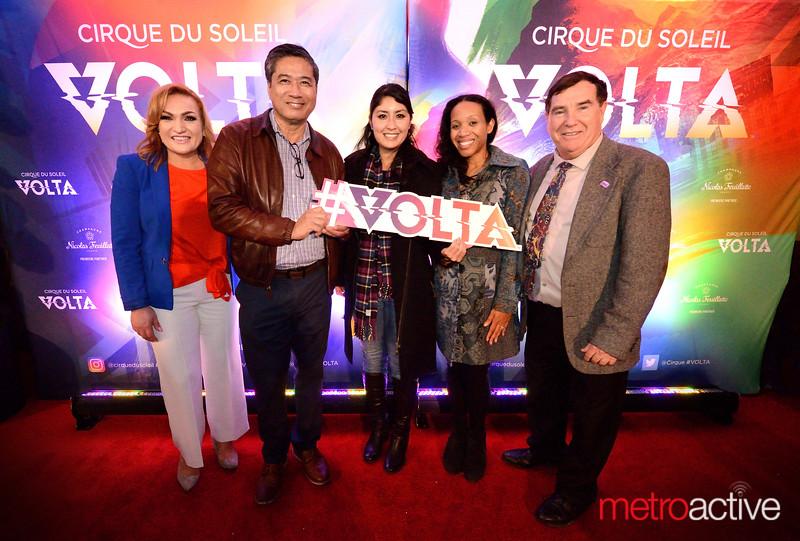 PHOTOS: Cirque du Soleil: VOLTA - Opening Night