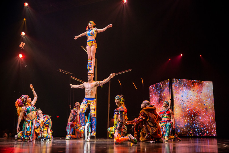VOLTA! Sports-inspired Cirque du Soleil show coming to Costa Mesa