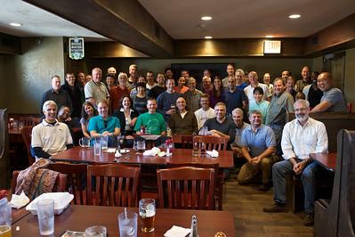 Cisco Boxboro Hw / ASIC team layoff lunch.