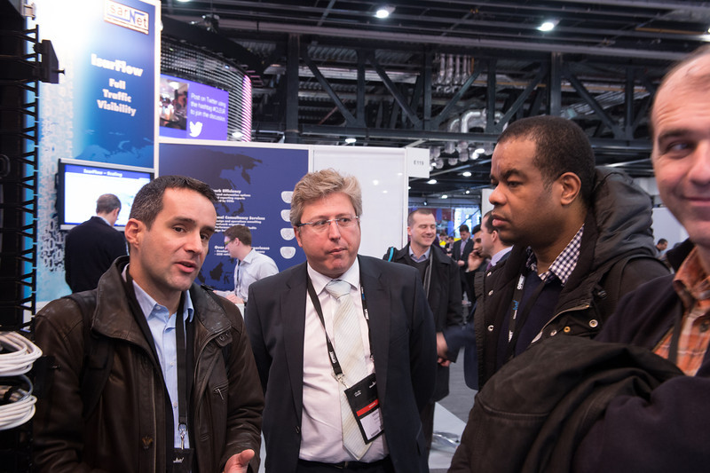 Jean Luc Esculpavit, Oliver Alquier, Both CommScope