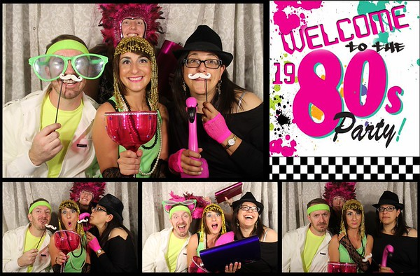 Cisco Welcome to the 80's Party - 6.2.15 Photo Strips