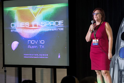 Cities in Space™ 2017 Student Competition and Conference