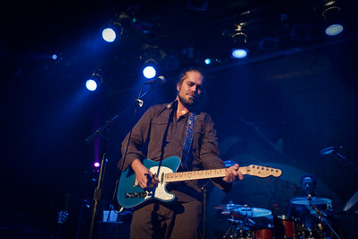 February 11, 2010: Citizen Cope aka Clarence Greenwood performing live on stage at the Music Hall of Williamsburg in New York City, for his second sold out show this week.