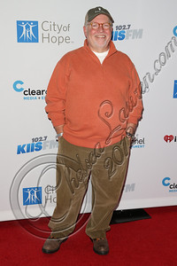 WEST HOLLYWOOD, CA - NOVEMBER 07:  Senior VP of programming at Clear Channel John Ivey attends the City of Hope's Fifth Annual MEI Comedy Roast Honoring Clear Channel's John Ivey at House of Blues Sunset Strip on November 7, 2012 in West Hollywood, California.  (Photo by Chelsea Lauren/WireImage)