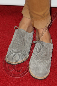 WEST HOLLYWOOD, CA - NOVEMBER 07:  Recording artist Jordin Sparks (shoe detail) attends the City of Hope's Fifth Annual MEI Comedy Roast Honoring Clear Channel's John Ivey at House of Blues Sunset Strip on November 7, 2012 in West Hollywood, California.  (Photo by Chelsea Lauren/WireImage)