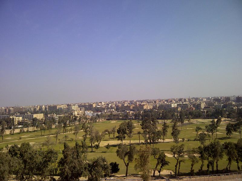 Cairo Panorama of Khufu