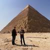 The Pyramid of Kafhre, Johann and Robert
