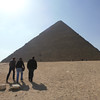 The Great Pyramid of Khufu, Robert, Mohammed and Johann