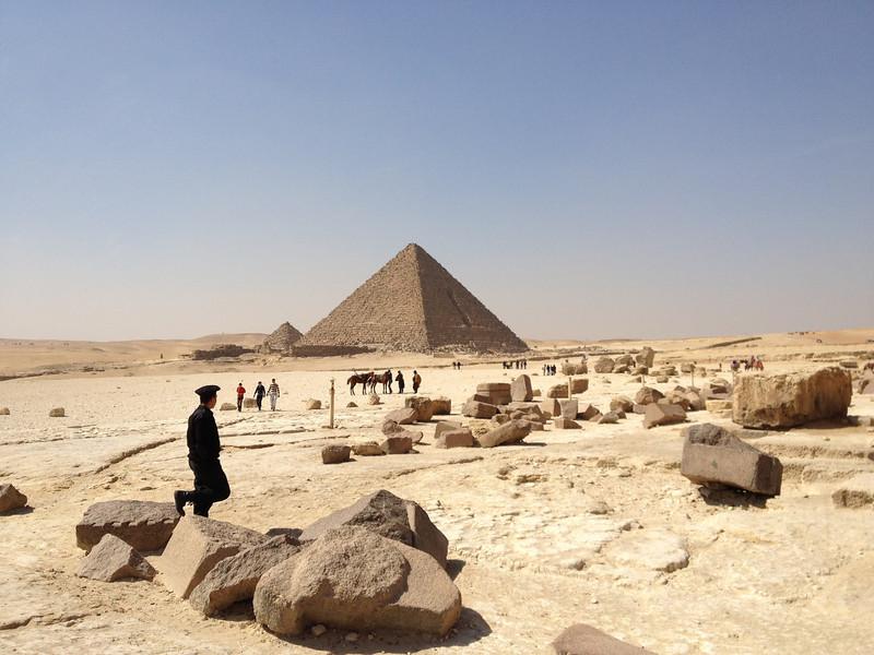 The Pyramid of Menkaura