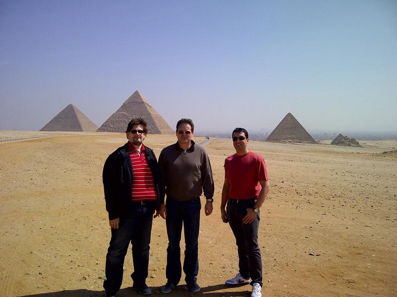 Pyramidic Johann, Robert and Frederic