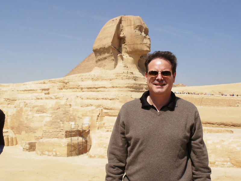 The Great Sphinx of Giza, Robert