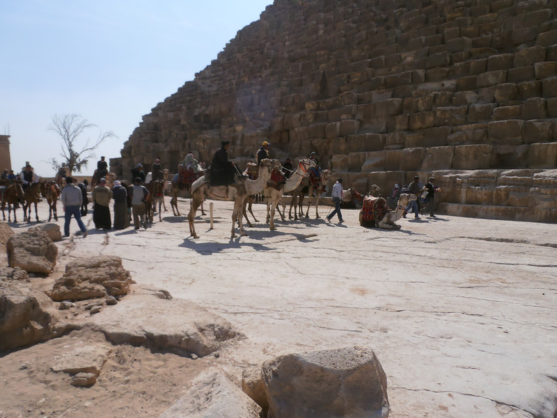 The Great Pyramid of Khufu
