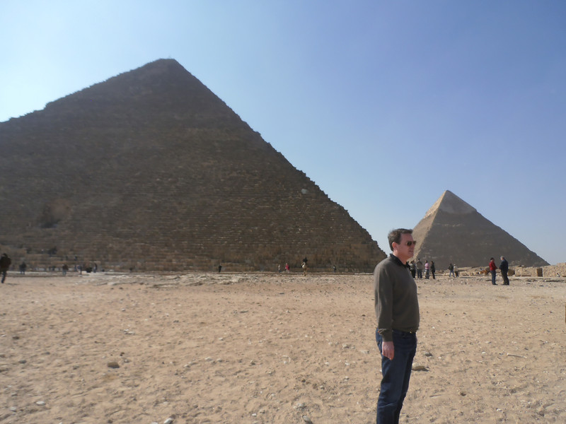 The Great Pyramid of Khufu, Robert