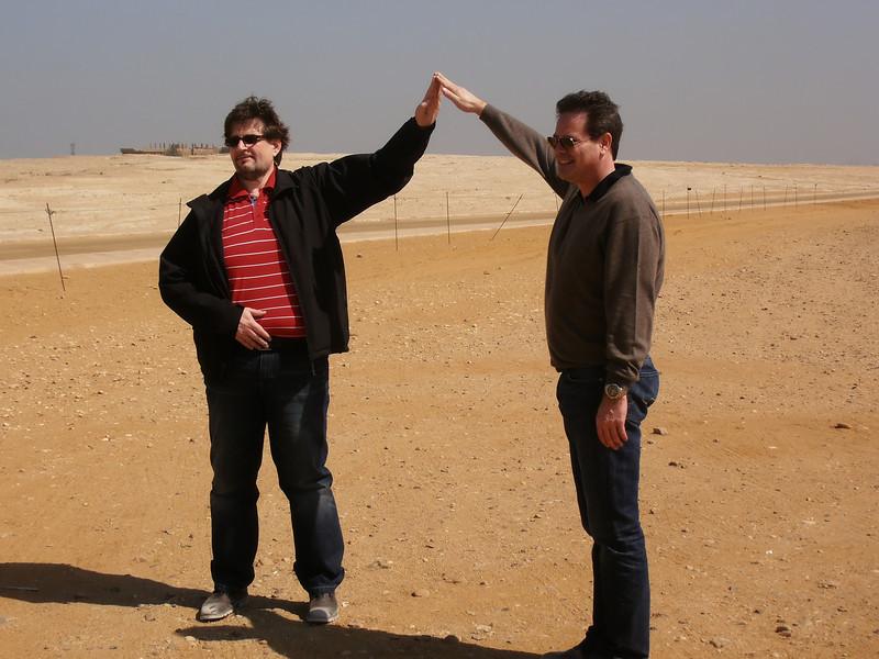 Pyramidic Frederic Johann and Robert
