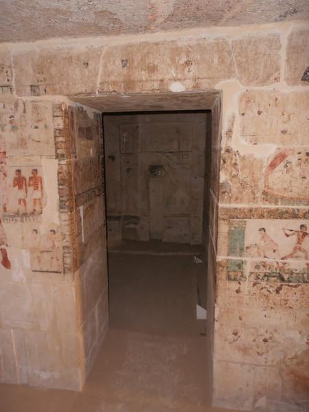 Sakkara Complex Tombs