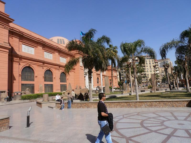 Egyptian Museum, Mohammed