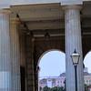 Äusseres Burgtor und Museumsquartier