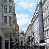 Kohlmarkt und Burgtor