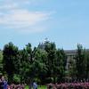 Volksgarten und Nationalbibliothek