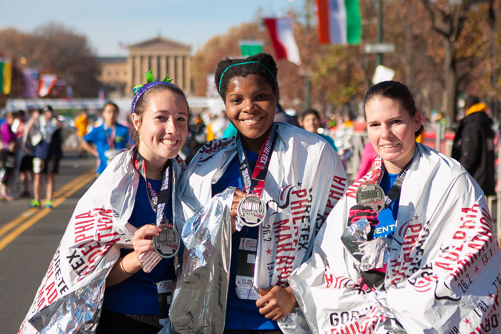 2014 Philadelphia Marathon