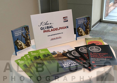 Dec 12, 2016 Global Philadelphia Luncheon / Globy Awards