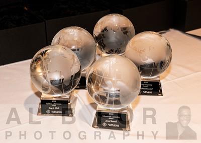 Dec 9, 2019 Globy Awards 2019 & Lucheon