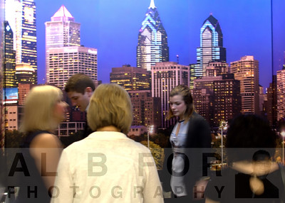 Rachel Crowl from Ambler, PA and Rene Fumo from Atlanta, GA