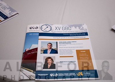 Mar 14, 2018 The 15th Annual Global Business Conference