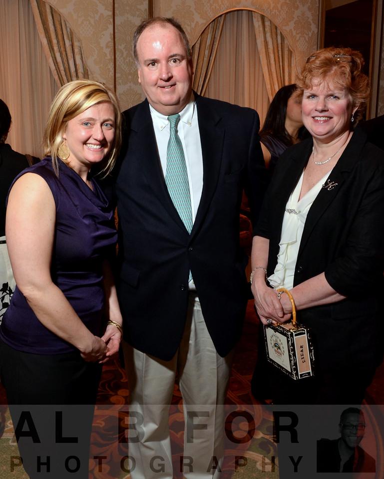 Dana Rosules(NDRI) with John & Kim Connolly