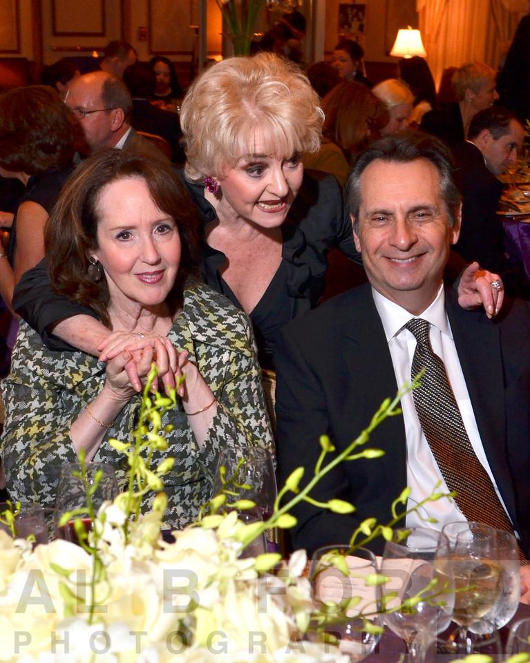 Lee Ducat with Jane & Vincent Finth
