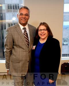 Mar 24, 2014 Global Philadelphia Association Reception ~ Denis Ricard, Secretary General, Organization of World Heritage Cities