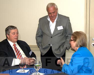 Marty Schiffman (Waterfront Renaissance Associates), Linda Conlin (WTCGP)