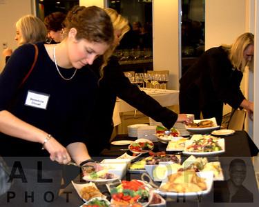 Nov 6, 2014 First Women International Networking event in PHL