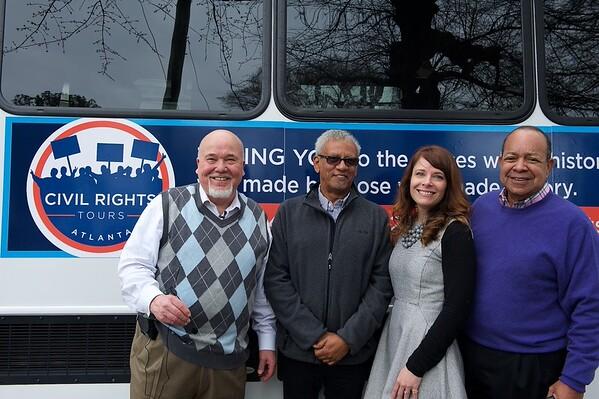 Tom Houck's Civil Rights Tour Atlanta,