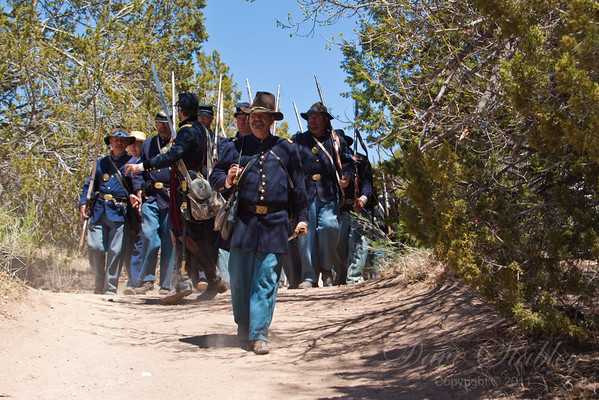 Civil War - Las Golondrinas