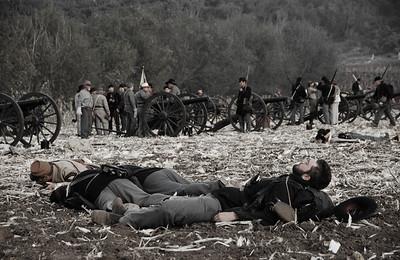 Civil War Re-enactment - Moorpark