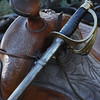 Sword and Saddle.