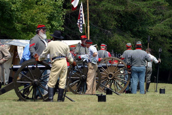 Civil War Reenactment White Sulfer Springs 20070818