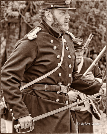 Civil_War_Reenactment_20090620_0769-1B&W