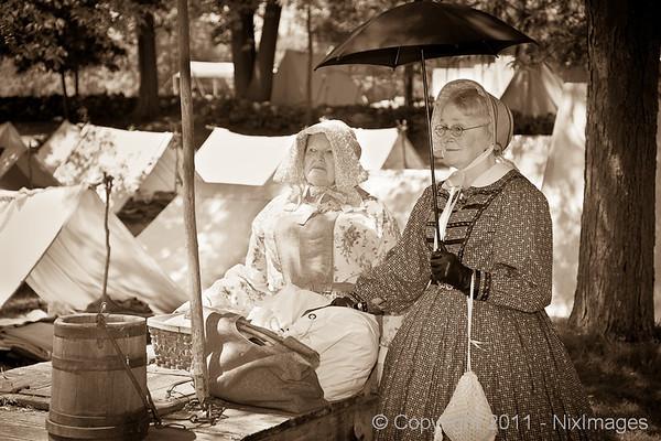 Civil War Reenactment- Genesee Country Village & Museum