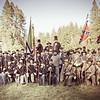 Civil War Reinactors, Nevada City