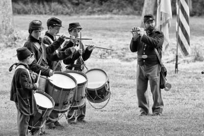 Civil War Re-enactment 2010