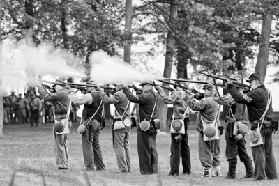 Civil War Re-enactment 2010
