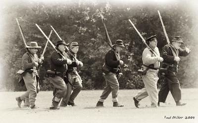 Civil War Encampment