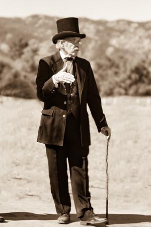Lincolns side kick