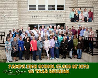 2017 Class Reunion Photos