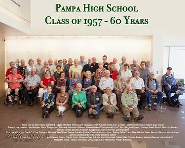 Class Photo 1957 8x10